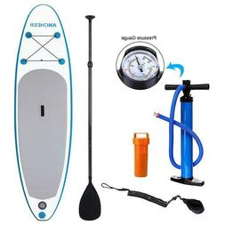 single layer surf board inflatable sup stand
