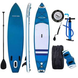 Single-layer Surf Board Inflatable Sup Stand Up Paddle Board