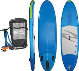 Surftech Skiff Air Travel 10'0 Inflatable Stand Up Paddle Bo