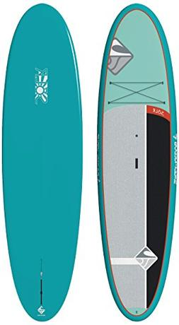 Boardworks Solr Standup  Paddle Board with Paddle, 10'6, Lig