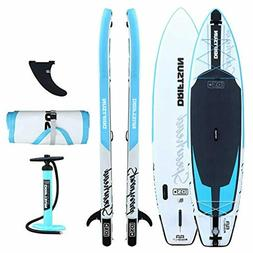 Driftsun Spearhead Rigid Stand Up Inflatable Paddleboard 11f
