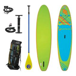 Sportstuff Adventure 4 Stand Up Paddleboard With Accessories