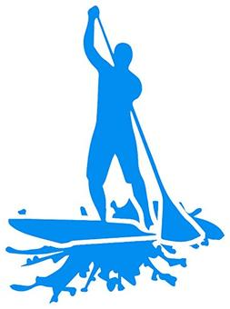 Stand Up Paddle Board SUP Decal Sticker by NALU - paddleboar