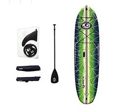 California Board Company Stand Up Paddle Board Set, 9-Feet,
