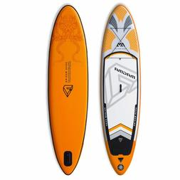 Stand Up Inflatable SUP Paddle Board Removable Center Fin Fu