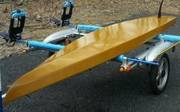 """Stand up paddle board 12' 6"""" Kaholo Custom Build"""