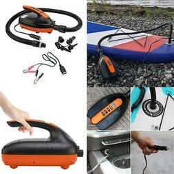 Stand Up Paddle Board Electric Air Inflator Deflator Pump 16