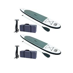 Stand Up Paddle Board Inflatable Pump Lake River Surf Boat 8
