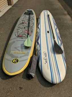 Stand up paddle board non inflatable, Waterman Wave Storm