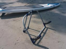 Stand up paddle board portable wash rack