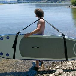 Stand-Up-Paddle board SUP Carry Strap Storage System Seattle
