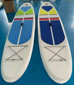 Stand Up Paddle Board w/ Paddle| 10'10 Inflatable w/ Paddle