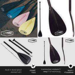 SUP Supply Standup Paddle 3 PC Adjustable For Stand Up Paddl