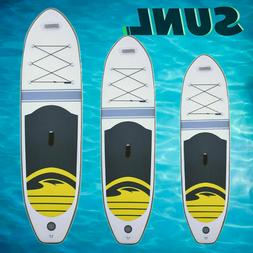 SunL Inflatable Stand-Up Paddle Board SUP - Choose the Size