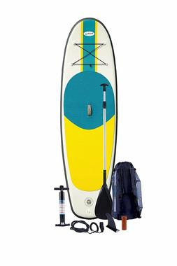SUP - 9 Ft Inflatable Stand Up Paddle Board  by Blue Water T