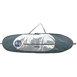 BIC Sport HD SUP Board Bag, Grey/Silver/Blue, 10-Feet Round