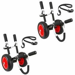 Apex SUP Dolly Stand-Up Paddle Board Carrier Cart with Bunge