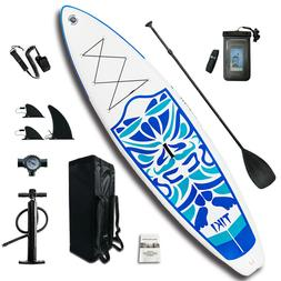 """Inflatable SUP Stand Up Paddle Board 10'6x33""""x6"""" Surfboard /"""