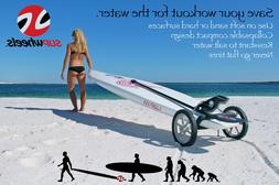 SUPwheels SUP Stand Up Paddle Board Long Short Carry Transpo