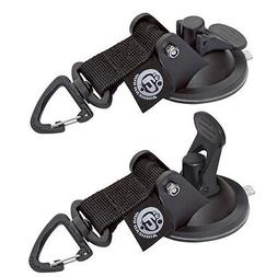 Airhead Sup Suction Cup Tie Downs 2Pk