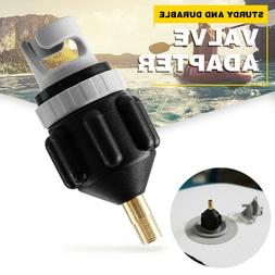 Sup Tire Pump Adapter Inflatable Boat Air Valve Adaptor Padd
