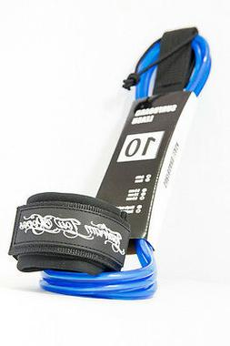Surfboard Leash 10' NEW!! Stand UP Paddle Board Leash SUP -