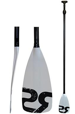 RAVE Sports Tempo Stand Up Paddle Board  Paddle - White