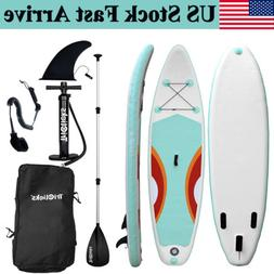 """TRC 10'6""""  Inflatable Paddle Board SUP Stand Up Paddleboard"""