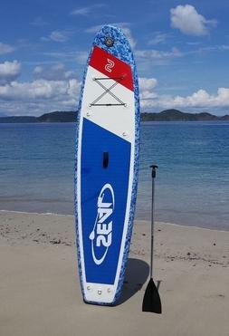 """Seal """"Trident Blue Camo"""" Stand Up Paddleboard - Inflatable S"""