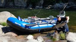Saturn Triton Whitewater Raft with NRS Bighorn II Frame Pack