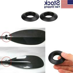 US 2Pcs Universal Rubber Paddle Block Drip Rings Accessories
