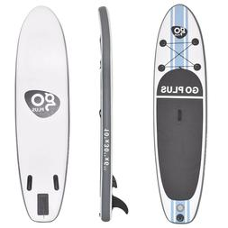 US SELLER - Goplus 10' Inflatable Stand Up Paddle Board SUP