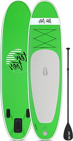 Ten Toes The Weekender 10' stable Inflatable Stand Up Board