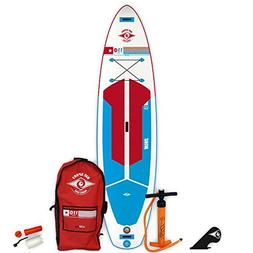 BIC Sport Wing Evo Air Inflatable SUP Stand Up Paddleboard,