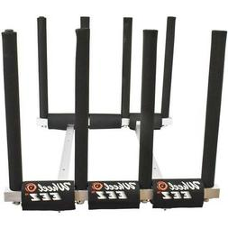 Wheeleez WZ1-SUPR-3, Stand Up Paddle Board Rack-3 for Kayak/