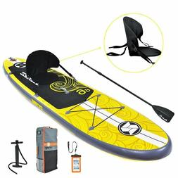 "Zray X1 Inflatable Stand-Up Paddle Board 9'9"" Long Pump/Padd"