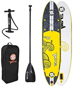 "Zray X2 All Around Inflatable Stand Up Paddle Board, 10'10"","