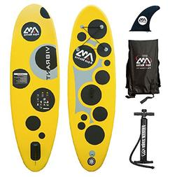 Aqua Marina Youth Vibrant Inflatable Stand Up Paddle Board S