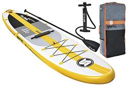 """Z-Ray A4 11'6"""" Touring SUP Stand Up Paddle Board Package w/P"""